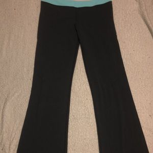 Lululemon Grey Yoga Pants